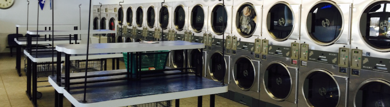 Self-Service Laundry - Curtis Cleaners
